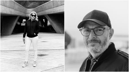 Heather Heller & Francis Lawrence launch VANDAL