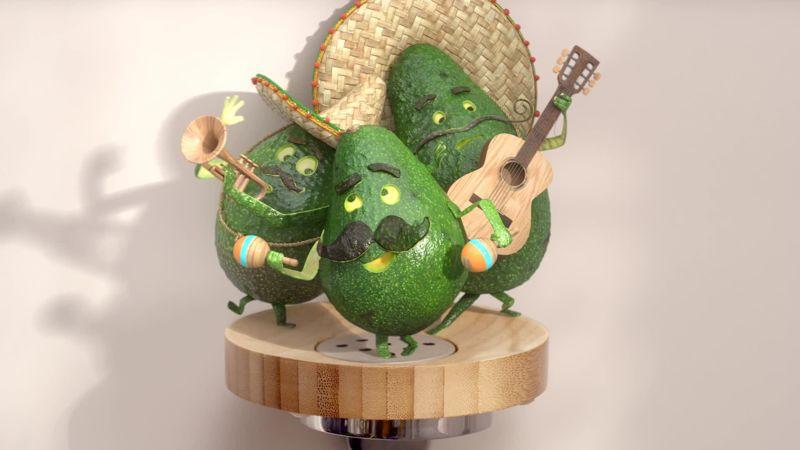 DOP - Avocados