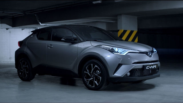 C-HR Launch Film