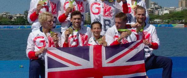 Olympian Stars Shine