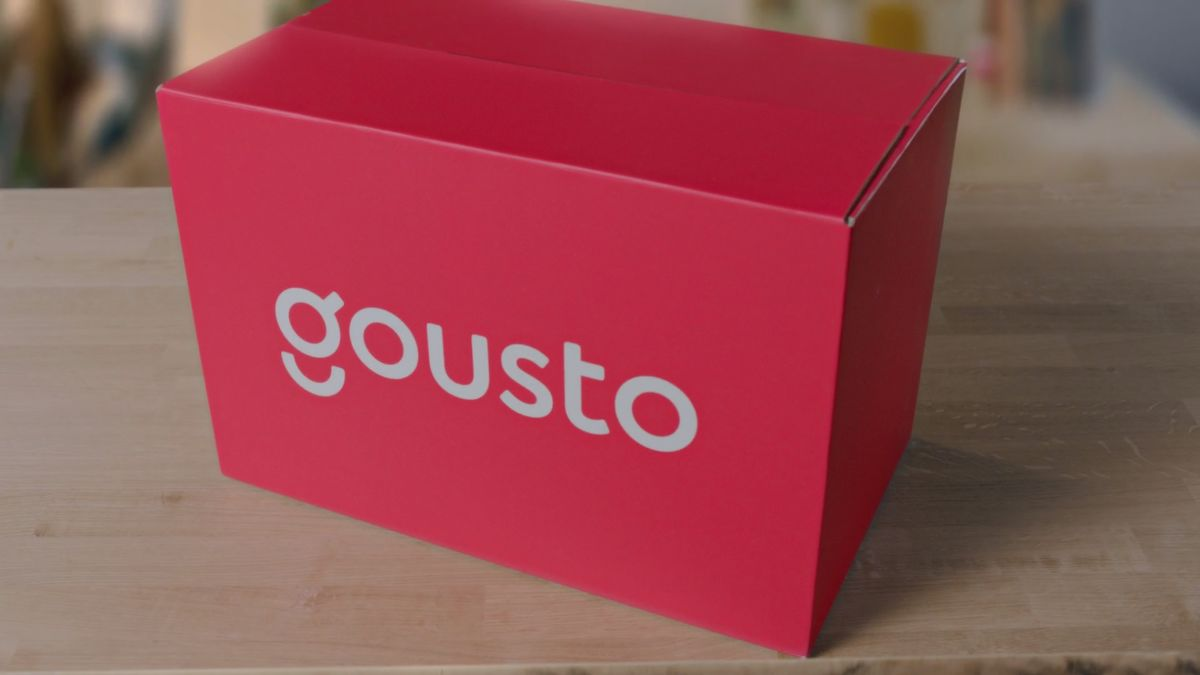 Busy families inspired to 'Give It Some Gousto' in new brand