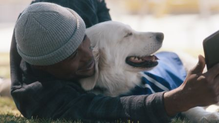 Allianz supports Olympic athlete mental health with Support Dog Squad