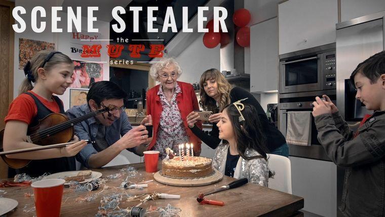The MUTE Series - Scene Stealer