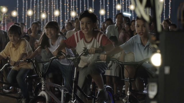 Bike Cinema