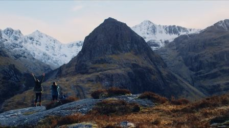 New National Trust for Scotland ad from Frame