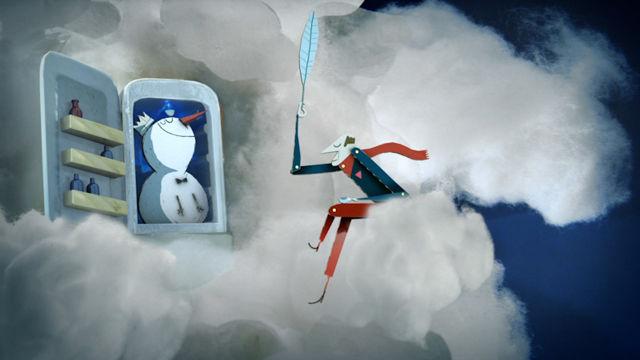 BBC 2 'Snowman'