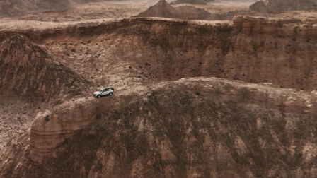 Land Rover launches new campaign with Spark44