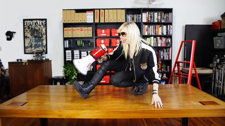 Cassandra Brooksbank: A Few of My Favourite Things