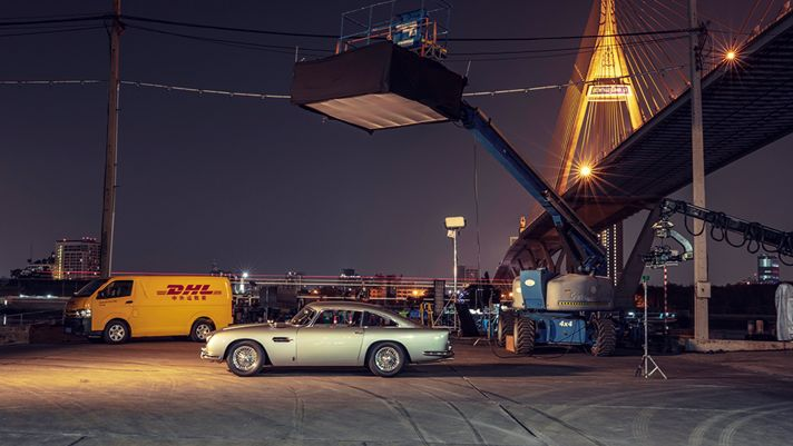How DHL was granted a license to thrill