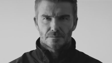 Beckham's red card recollection