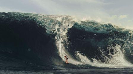 Greenpeace makes waves