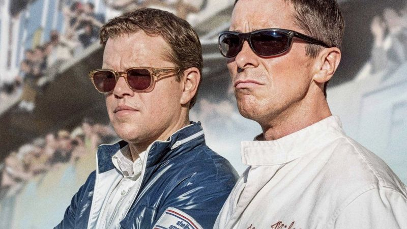JAMES MANGOLD'S 'LE MANS 66' OUT IN THEATRES