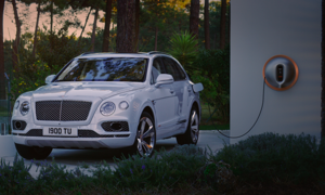 Bentayga Hybrid Launch