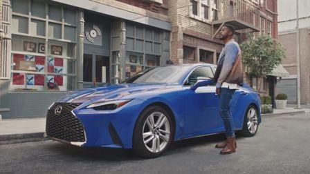 Ace Norton helms new Lexus Campaign