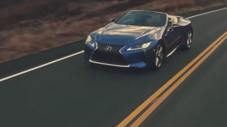 Lexus celebrates the need to get out with Team One