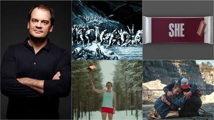 Cannes Contenders: Sergio Gordilho