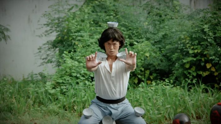 How to sober up a Drunken Master