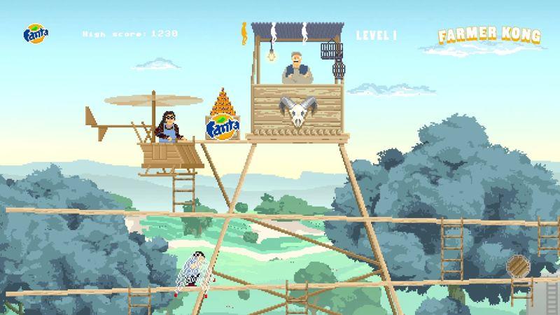 Fanta - Farmer Kong