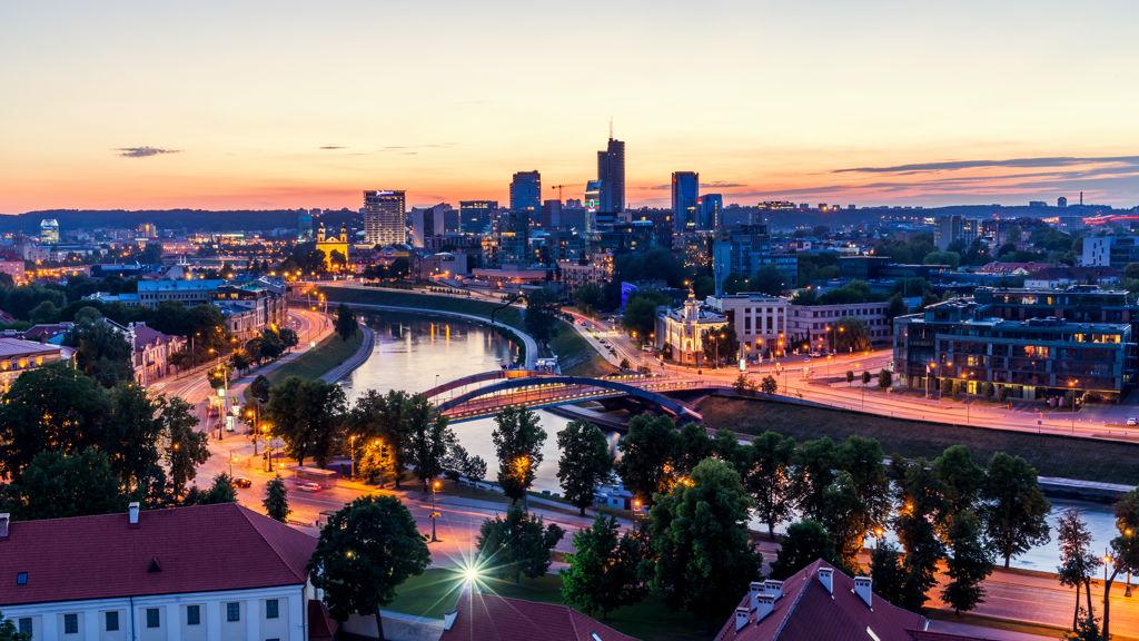 On Location... Vilnius