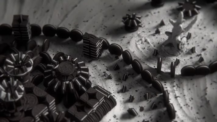 Oreo x Game of Thrones Title Sequence