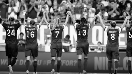 The new narrative of women's sport
