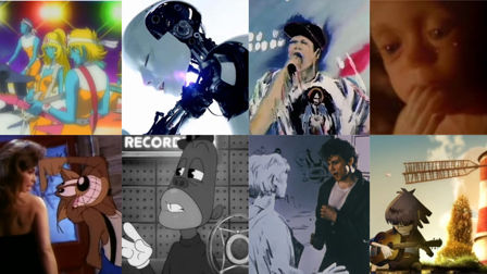 Throwback Thursday: Animated Music Videos