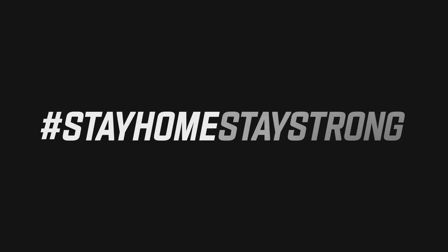 The NFL inspires people to #StayHomeStayStrong