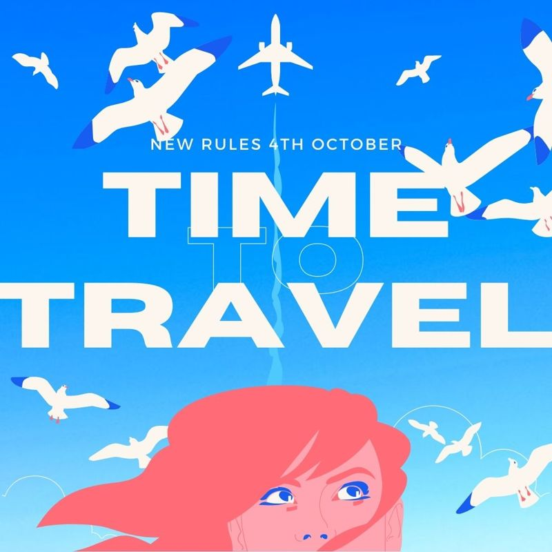 Incoming Travel Rules 4th Oct