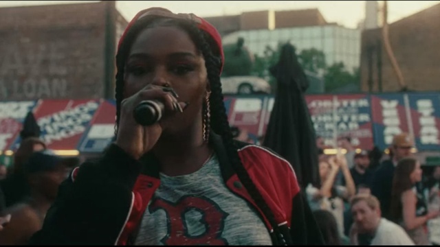 '47 x MLB London Series with Nadia Rose
