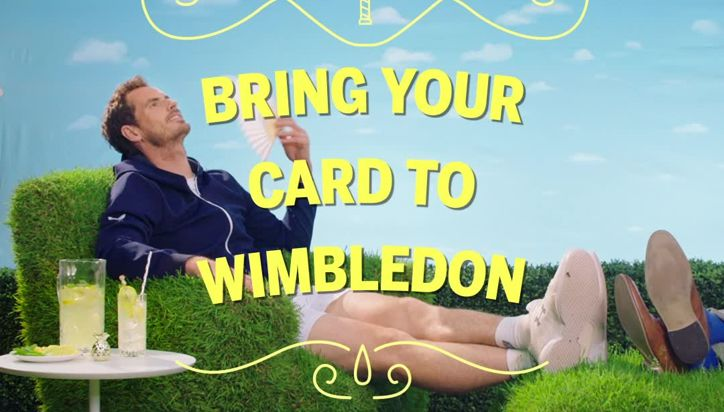 Wimbledon Bring Your Card