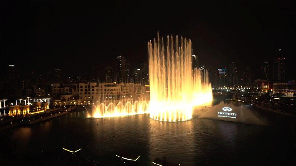 Q50 - Burj Khalifa Dubai Fountain