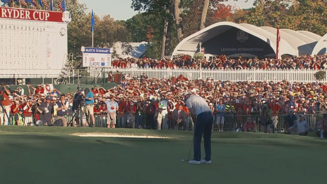 Ryder Cup #bringthenoise