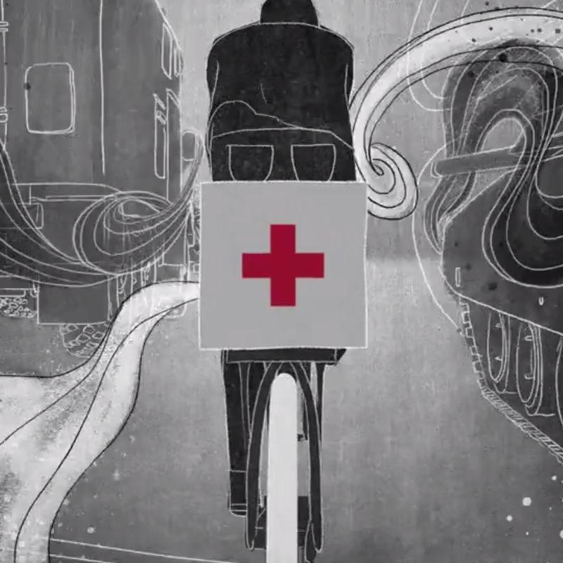 Red Cross: Parcel
