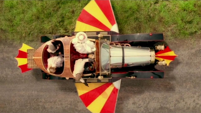 Road Tax - Chitty Chitty Bang Bang
