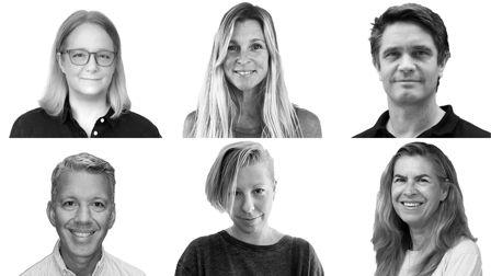 Whitehouse Post promotes five key employees