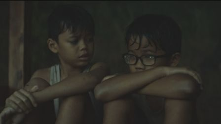 Singaporean water board tells a story of brotherly love and loss