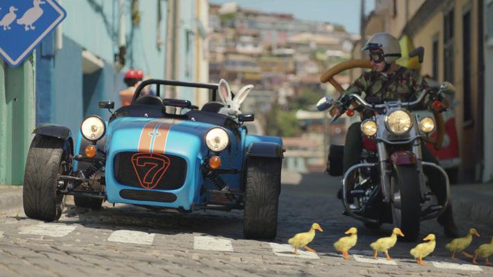 How BETC and Traktor rebuilt LEGO's world