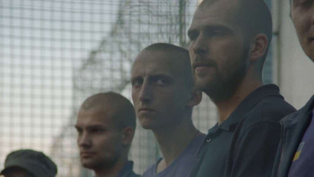 Savannah Setten's Arrival and its cast of real inmates | shots