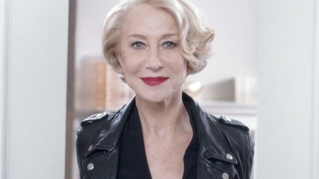 Age Perfect with Helen Mirren