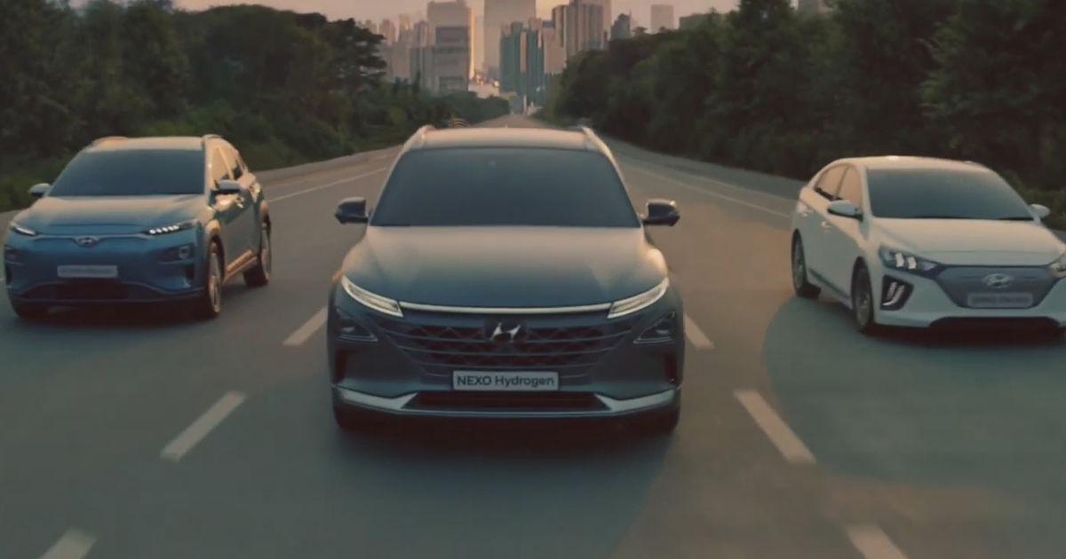 Hyundai launches new ITV Drama sponsorship idents | shots