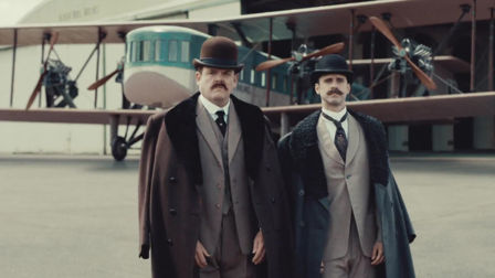 No-frills flying in the age of the not-so-Wright Brothers