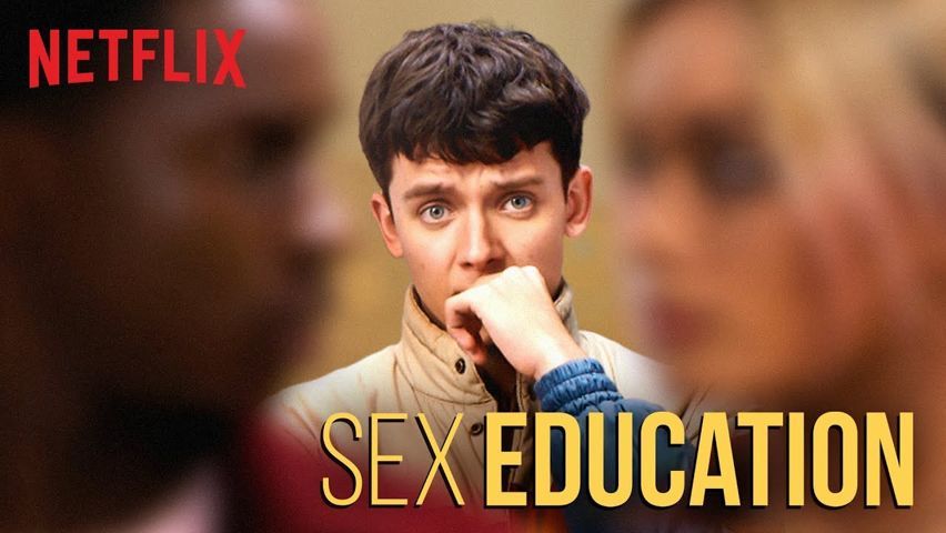 Sex Education Trailer