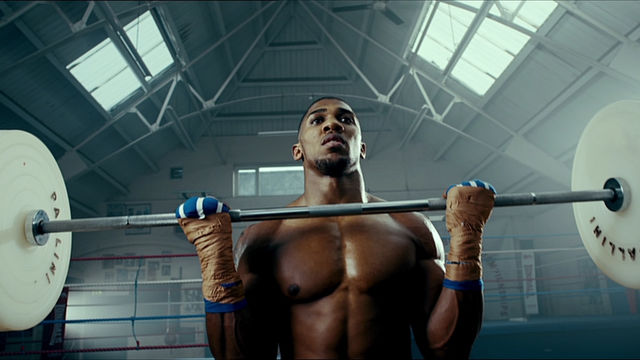 Anthony Joshua - Follow My Journey