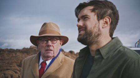 Jack Whitehall pulls on the comedy knob in Land Rover spot