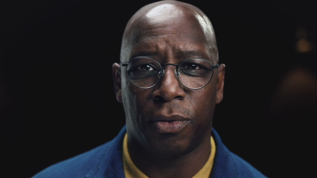 MindsEye presents new Specsavers ad featuring Ian Wright | shots