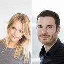 Katrine Thamdrup and Mathias Birkvad