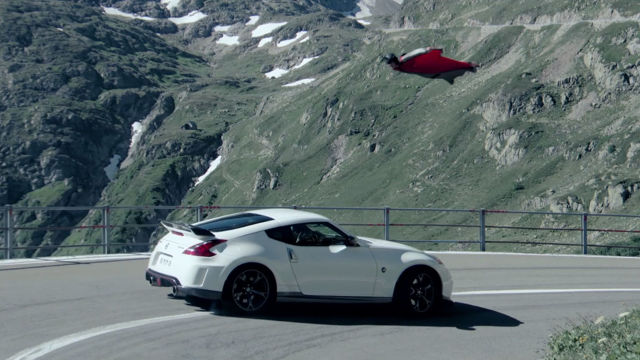 Nismo. Vs Wingsuit