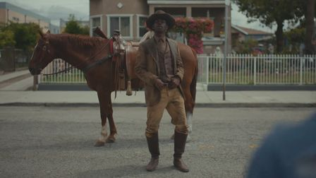 Lil Nas X and Billy Ray Cyrus take us down the Old Town Road