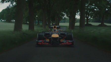 Red Bull gets in the fast Dane