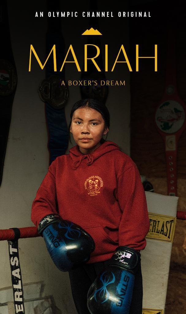 MARIAH: a boxer's dream